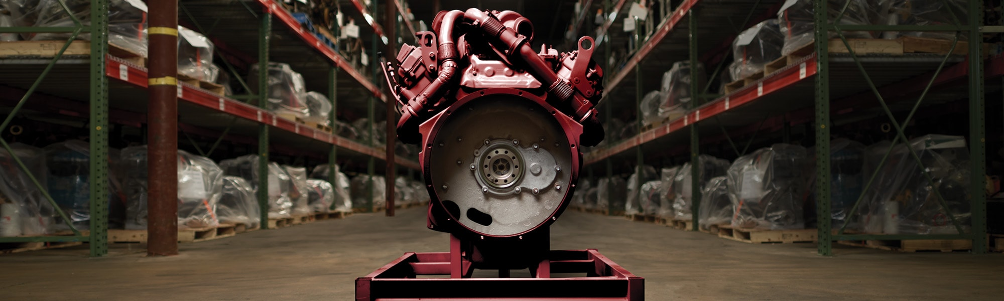 Remanufactured Diesel Engines and Components | Reviva