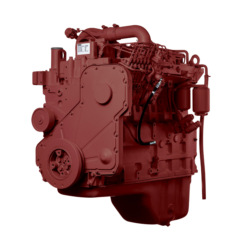 Cummins 8.3L/6C Diesel Engine