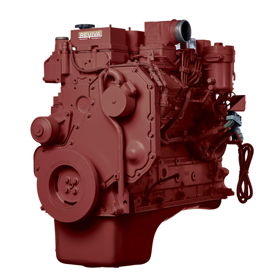 Cummins ISB/QSB 5.9L Diesel Engine
