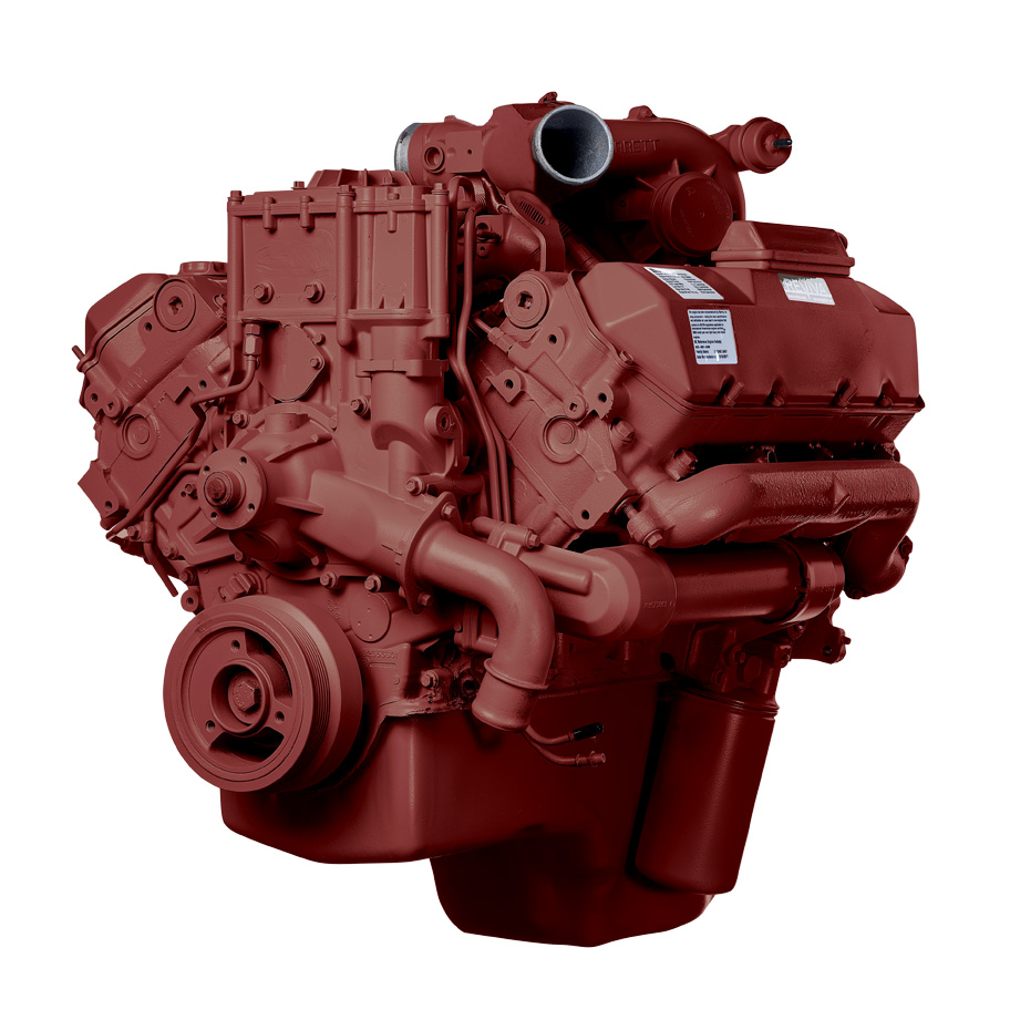 Ford 7.3L DI Powerstroke Diesel Engine