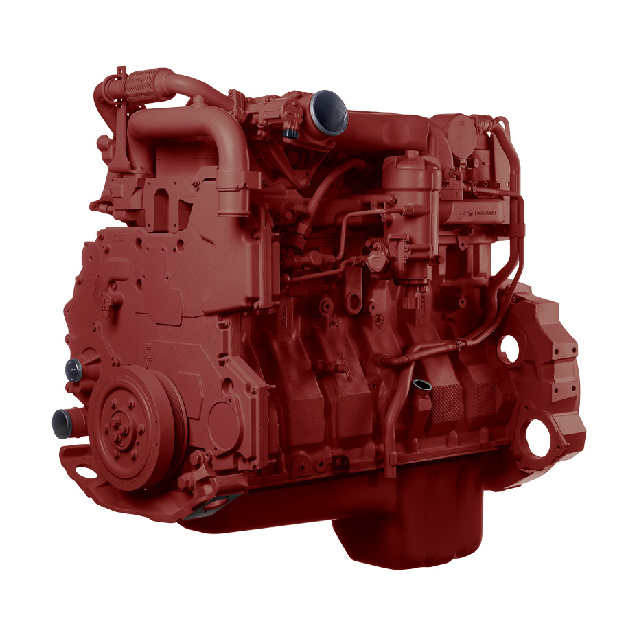 International DT-466EGR Diesel Engine