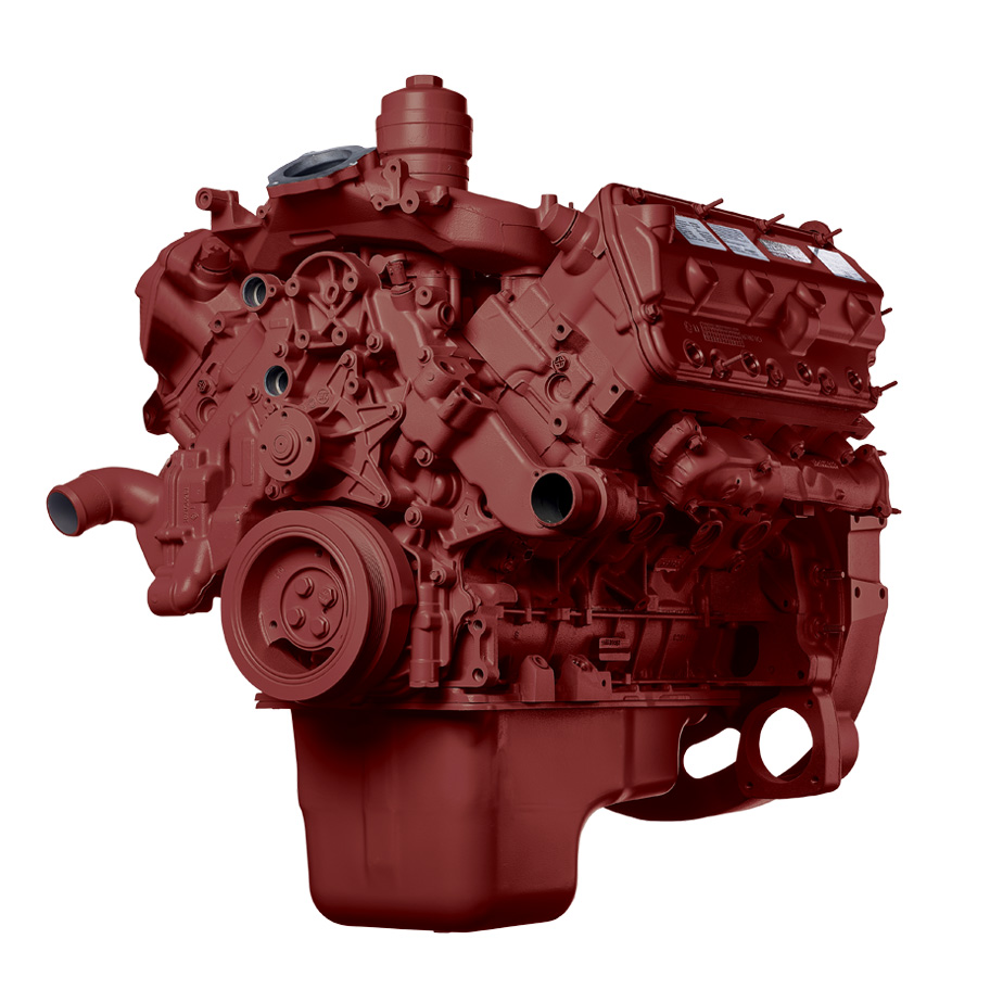 International MaxxForce 7 Diesel Engine
