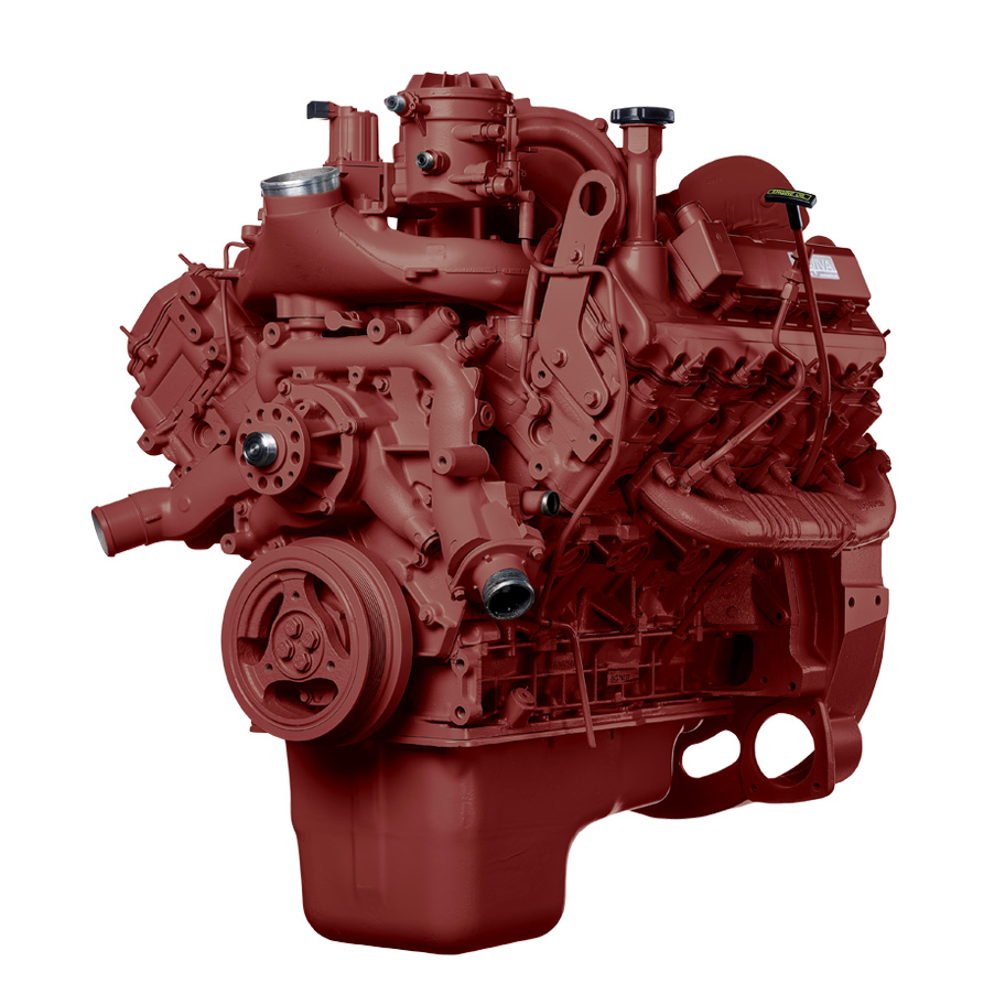 International VT365 Diesel Engine