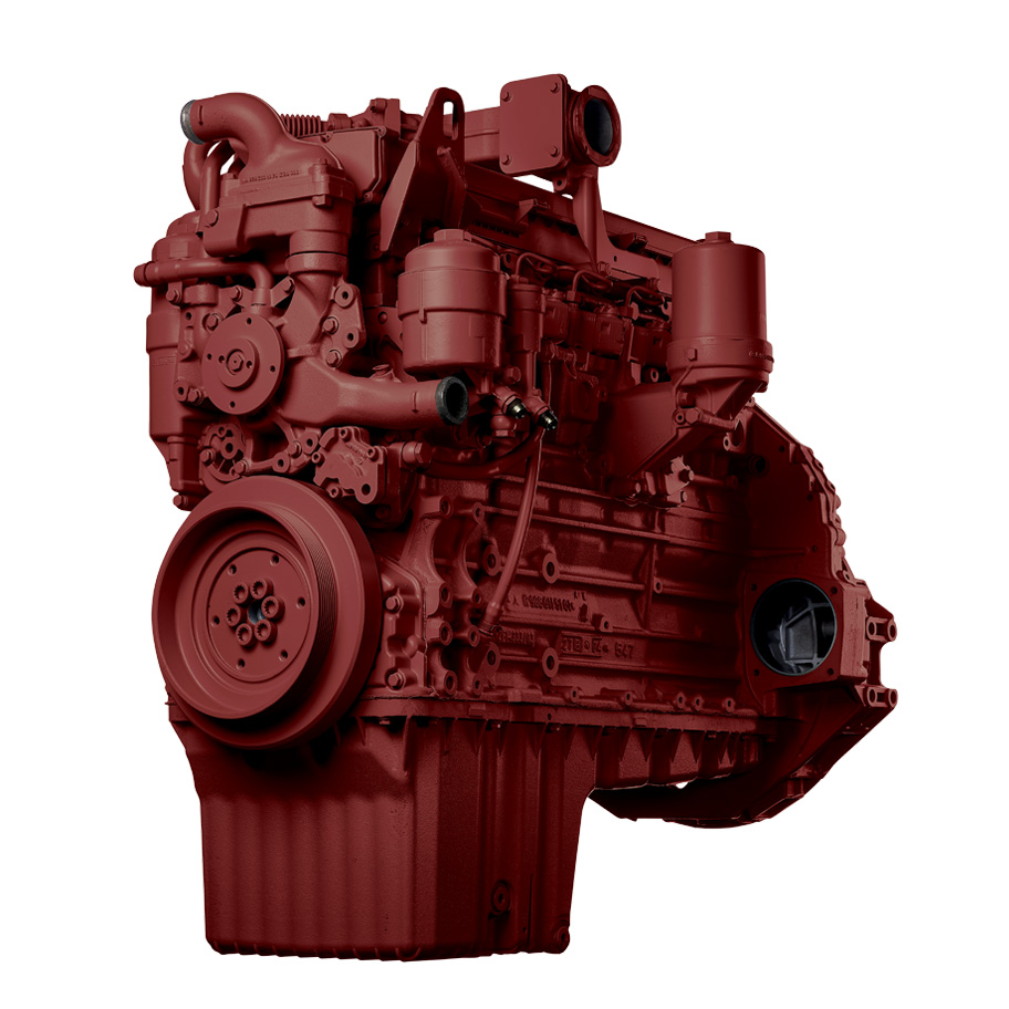 Mercedes MBE 906 Diesel Engine